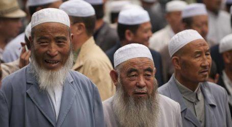 CHINA BANS ISLAMIC ATTRIBUTES IN MUSLIM CITY