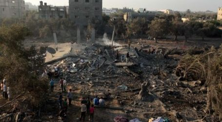 MILITARY EXPERT: ISRAEL IS USING THREE INTERNATIONALLY BANNED WEAPONS IN GAZA