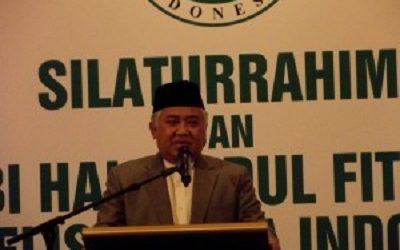 CHAIRMAN OF MUI: DO NOT DESTROY MUSLIM BROTHERHOOD