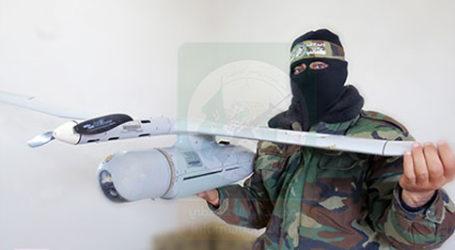 ISRAELI DRONE CAPTURED IN GAZA: HAMAS