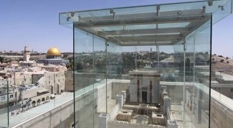 ZIONIST ISRAELIS STEP UP FUNDRAISING CAMPAIGN TO BUILD ALLEGED TEMPLE