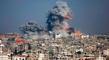 REBUILDING GAZA WILL TAKE 20 YEARS: REPORT
