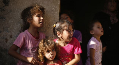 370 THOUSANDS GAZA KIDS NEED PSYCHO-SOCIAL FIRTS AID: UNICEF