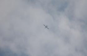 ISRAELI DRONES FLY OVER GAZA SKY DESPITE CEASEFIRE
