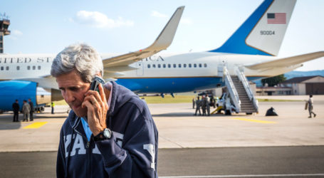 DOES KERRY KNOW WHAT HE IS TALKING ABOUT?