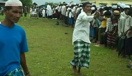 ONE ROHINGYA KILLED, TWO INJURED AND MORE ARRESTED AHEAD OF JOHN KERRY'S VISIT TO BURMA