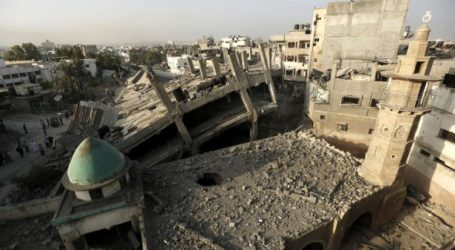 OIC SECRETARY GENERAL CONDEMNS ISRAEL'S BRAZEN ONSLAUGHT ON MOSQUES IN GAZA