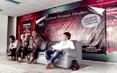 INDONESIAN ACTIVIST: ISIS IS ZIONIST PROPAGANDA AND INTELLIGENCE PRODUCTS
