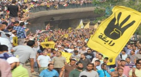 MORSI SUPPORTERS HELD ONGOING RALLIES IN EGYPT