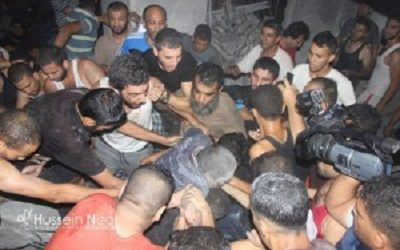 ISRAELI CRUELTY CAUSES SEVEN PEOPLE KILLED AND 25 OTHERS INJURED IN RAFAH