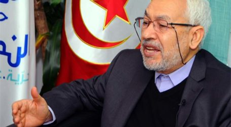 GHANNOUCHI: ARAB GOVERNMENTS FUND ISRAELI ASSAULTS ON GAZA