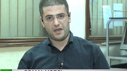 MORSI'S SON ACCUSED OF 'INSULTING THE JUDICIARY'