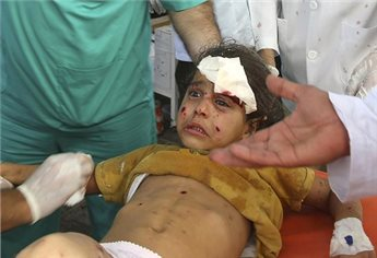 ISRAELI STRIKES KILLED 37 PEOPLE ACROSS GAZA SUNDAY MORNING