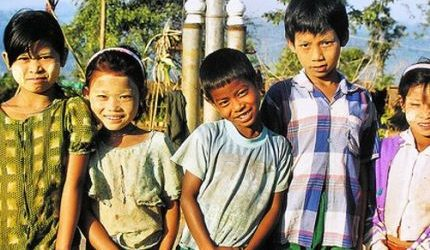 MYANMAR LOSSES NINE MILLION IN CENSUS, ROHINGYAS DENIED RECOGNITION