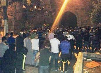 ISRAEL IMPOSES RESTRICTIONS AROUND AL-AQSA AHEAD OF JEWISH HOLIDAYS