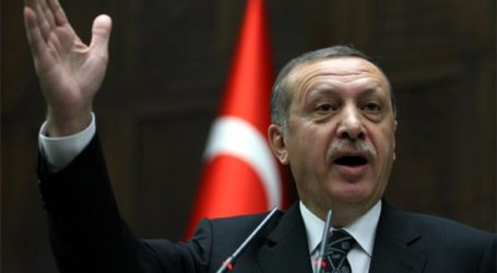 ERDOGAN: NO ONE IS ADDRESSING THE CAUSES OF TERRORISM