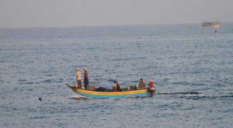 ISRAEL ARRESTS TWO PALESTINIAN FISHERMEN IN GAZA, BREACHING TRUCE