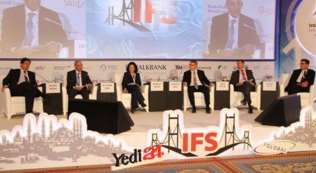 INTERNATIONAL FINANCE SUMMIT STARTS IN ISTANBUL