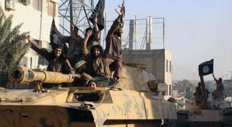 US BEGINS BOMBING ISIL STRONGHOLDS IN SYRIA