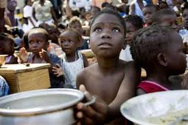 100 MILLION PEOPLE SAVED FROM HUNGER OVER LAST DECADE: UN