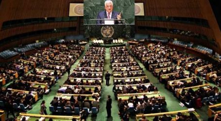 "PALESTINE 'S NEW APPEAL TO UN GENERAL ASSEMBLY: ""END ISRAELI OCCUPATION NOW!"""