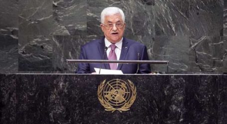 ABBAS SPEECH  AT UN NOT A DREAM BUT LOGIC VISION: PALESTINIAN DIPLOMAT