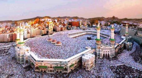 GRAND MOSQUE TO GET FOURTH FLOOR OF MATAF FOR HAJJ