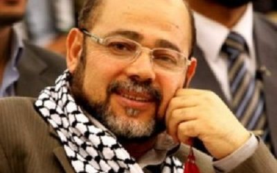 ABU MARZOUK: GAZA WILL REMAIN FOREVER A THORN IN ISRAEL'S FLESH