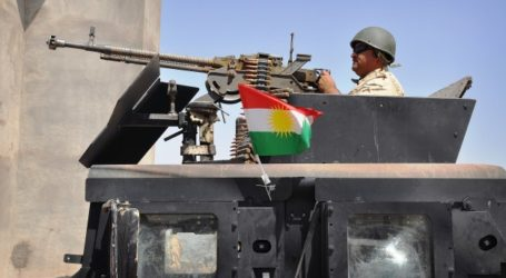 IRAQI KURDISH REGION RECEIVES WEAPONS FROM US-LED WESTERN COUNTRIES