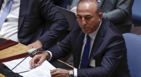 TURKEY CALLS FOR REFUGEE SAFE ZONE IN SYRIA