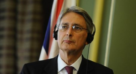 UK CONDEMNS SYRIA FOR CHLORINE USE