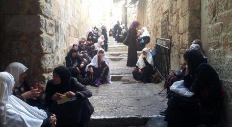 SETTLERS' BREAK-INS CONTINUE IN AL-AQSA MOSQUE