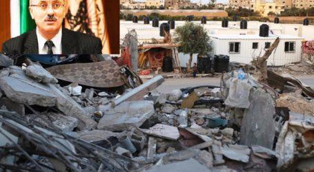 US$500M KSA AID TO SPUR GAZA STRIP'S REBUILDING