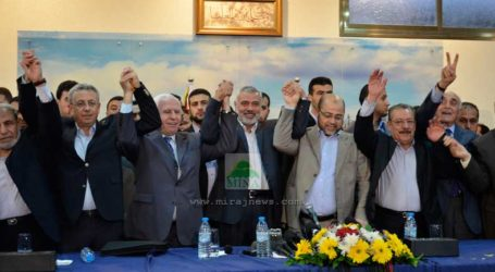 PALESTINIAN UNITY GOVERNMENT TO HOLD MEETING TUESDAY