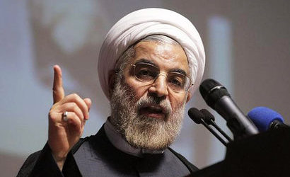 ROUHANI: IRAN WILL GIVE ALL TO LIBERATE AL-AQSA MOSQUE
