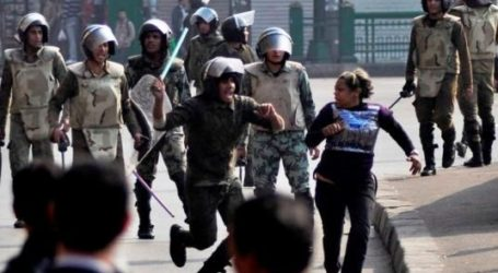 EGYPTIAN POLICE DETAINS FOUR ACTIVISTS FOR RALLY