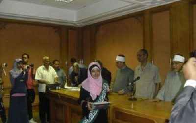 INDONESIAN STUDENT GETS SIGNIFICANT ACHIEVEMENT IN EGYPT