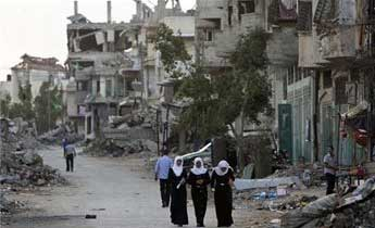GAZA RECONSTRUCTION CONFERENCE MUST ADDRESS KEY ISSUES