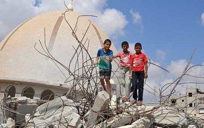 QATAR REGRETS UN BAN FOR ENTERING GAZA MATERIALS THROUGH RAFAH