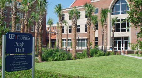 UNIVERSITY OF FLORIDA OPENS FIRST ISLAMIC CENTER