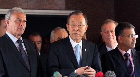 UN'S BAN MUST LIFT GAZA SIEGE TO 'REDEEM SELF'