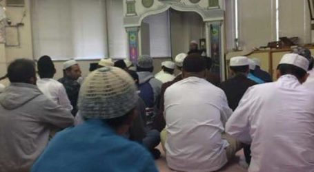 JAPANESE MUSLIMS CELEBRATE EID SUNDAY