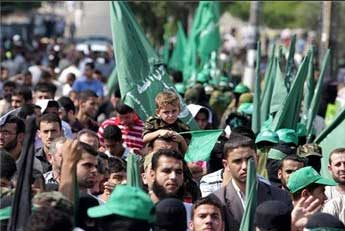 HAMAS ORGANIZES GAZA MARCH TO 'DEFEND' AQSA MOSQUE