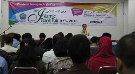 INDONESIAN 14TH ISLAMIC BOOK FAIR TO START ON 27 FEBRUARY 2015