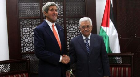 ABBAS TO MEET EGYPT'S SISI AND KERRY