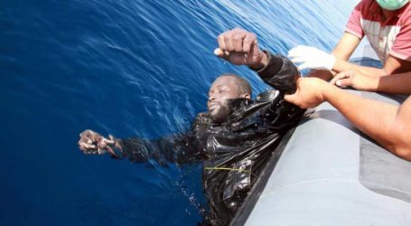 NGO: DOZENS OF PALESTINIANS, SYRIANS FOUND DEAD OFF LIBYA