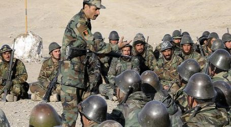 AFGHAN FORCES ATTEMPT TO FREE 16 CAPTURED POLICEMEN