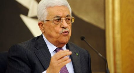 ABBAS CALLS FOR UNSC MEETING ON ISRAELI ATTACKS ON AQSA