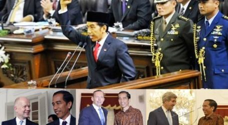 INDONESIA'S NEW PRESIDENT FAVORED BY MINORITY AND SUPPORTED BY MAJORITY