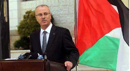 HAMAS CALLS ON GAZANS TO WELCOME HAMDALLAH ARRIVAL